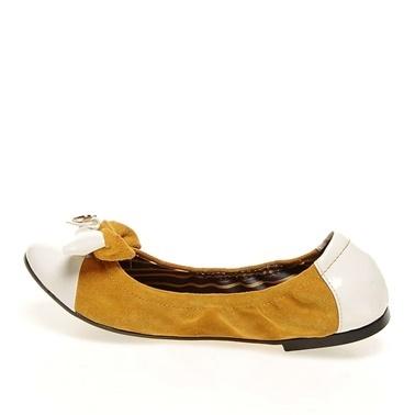 Cafe Noir Ayakkabı Beyaz